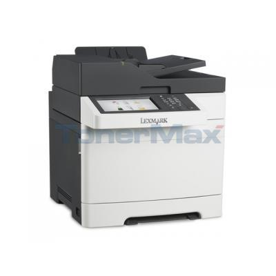 Lexmark CX510dhe MFP